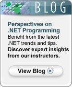 .NET Blog